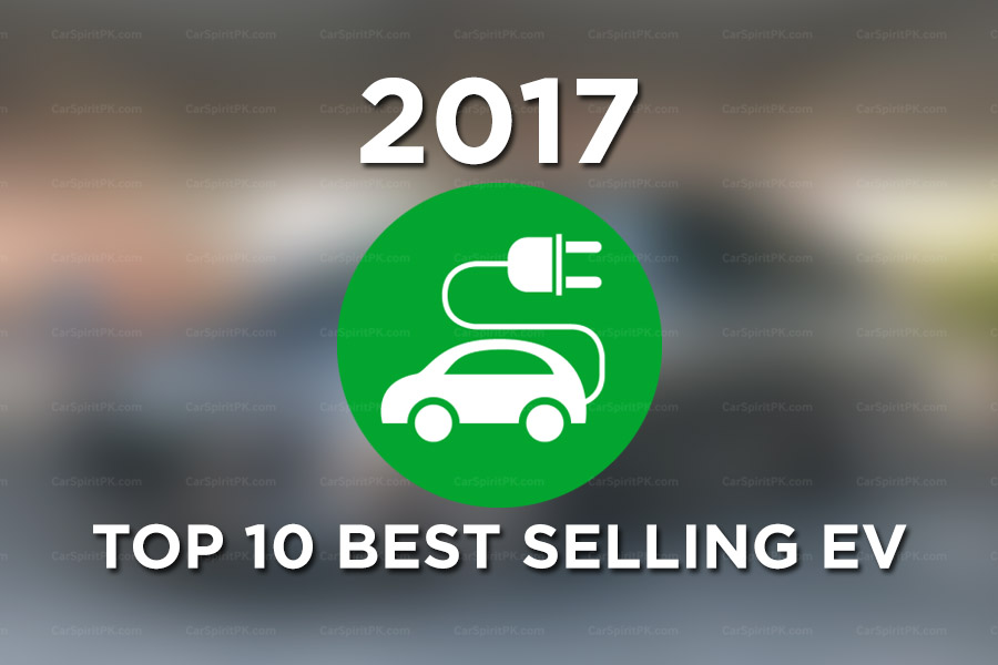 Top 10 Best-Selling Electric Vehicles in 2017 6