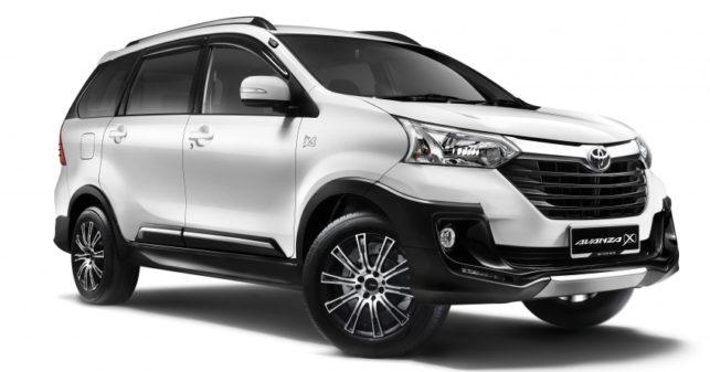 Toyota Avanza-X Ready for Malaysia 1