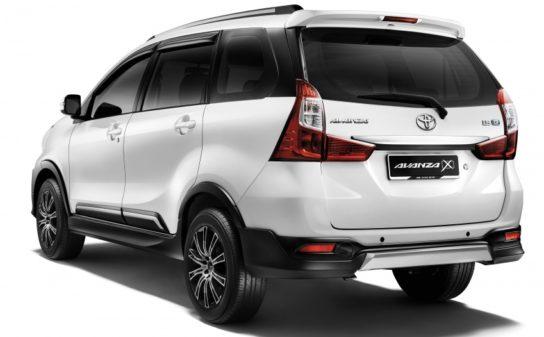 Toyota Avanza-X Ready for Malaysia 2