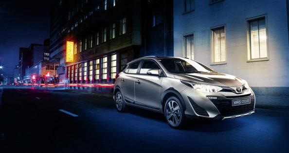 2018 Toyota Yaris Cross Revealed 1