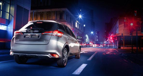 2018 Toyota Yaris Cross Revealed 2
