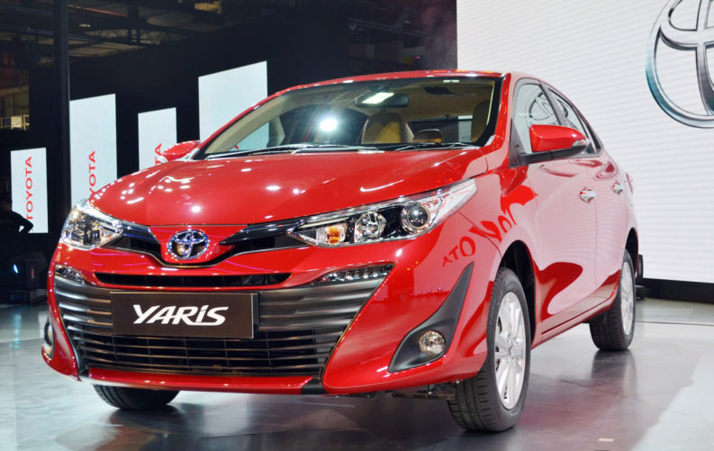 Toyota Yaris Sales Decline to Lowest-Ever in India 1