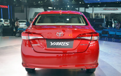 IMC Testing Toyota Yaris with 2 Different Engines 7