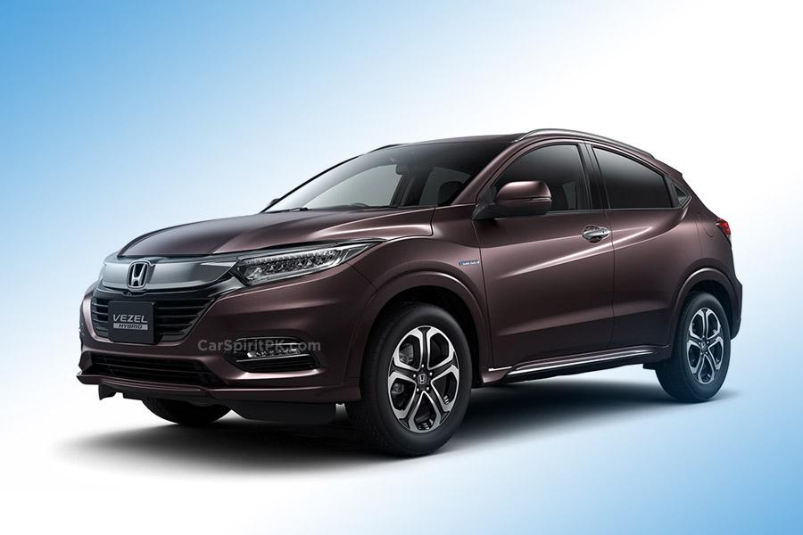 2018 Honda Vezel/ HR-V Facelift Launched 8