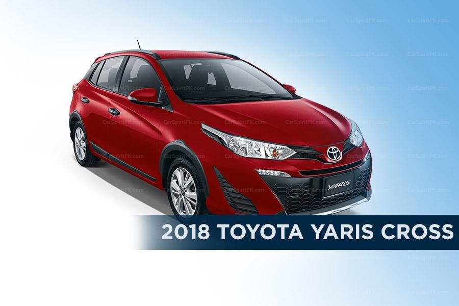 2018 Toyota Yaris Cross Revealed 6