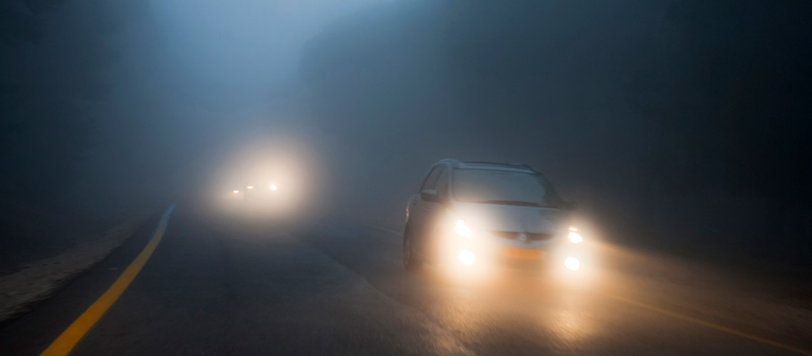 When to Use High-Beam and Low-Beam Headlights 4