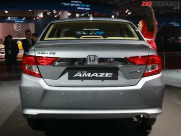 2018 Honda Amaze- First Look 8
