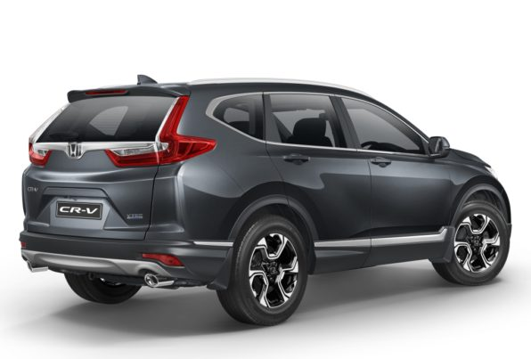Honda CR-V Launched at PKR 95.0 lac 2