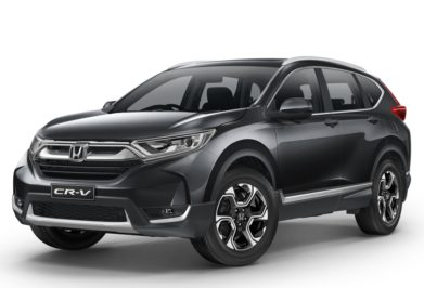 Honda CR-V Launched at PKR 95.0 lac 7