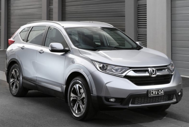 Honda CR-V Launched at PKR 95.0 lac 4