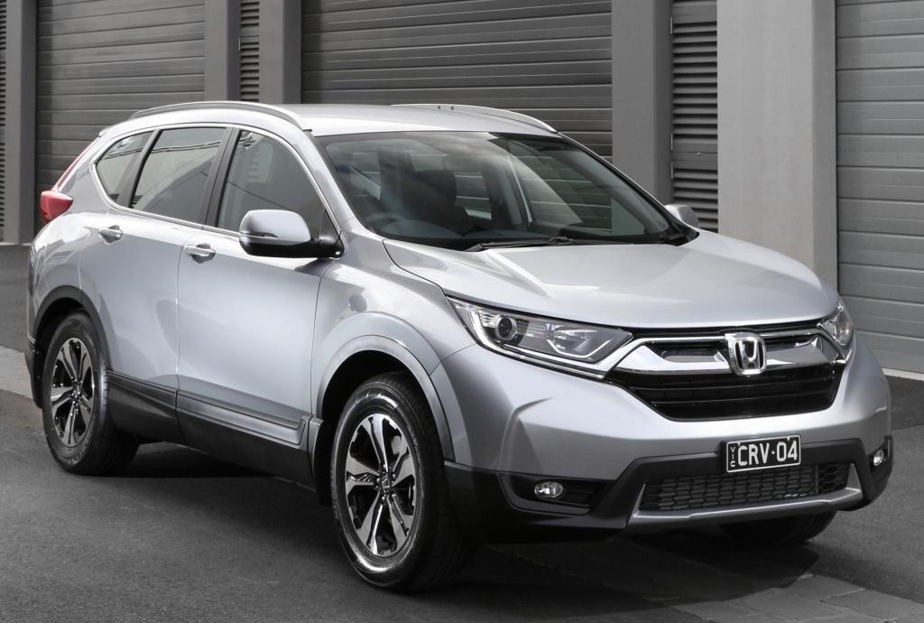 Honda CR-V Launched at PKR 95.0 lac 2