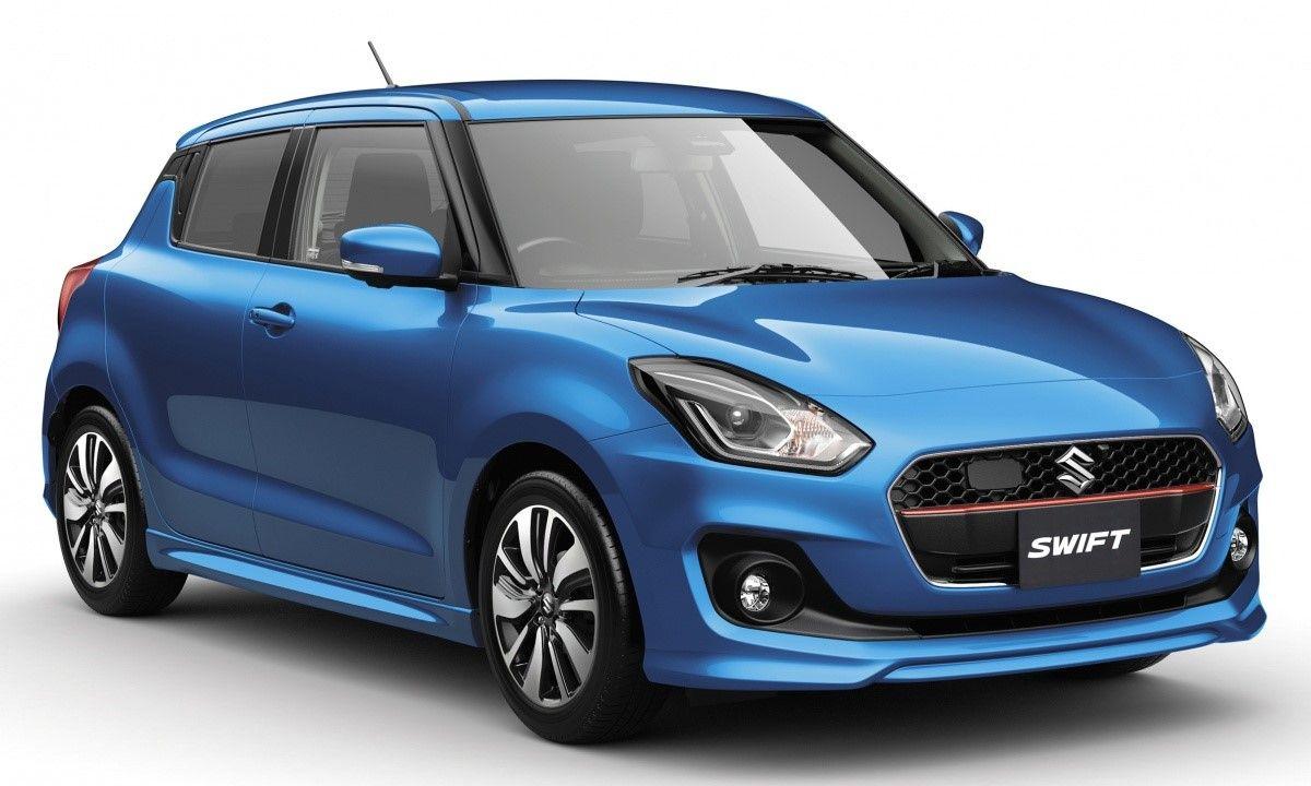 Suzuki Unveils the New Swift in India and Thailand 5