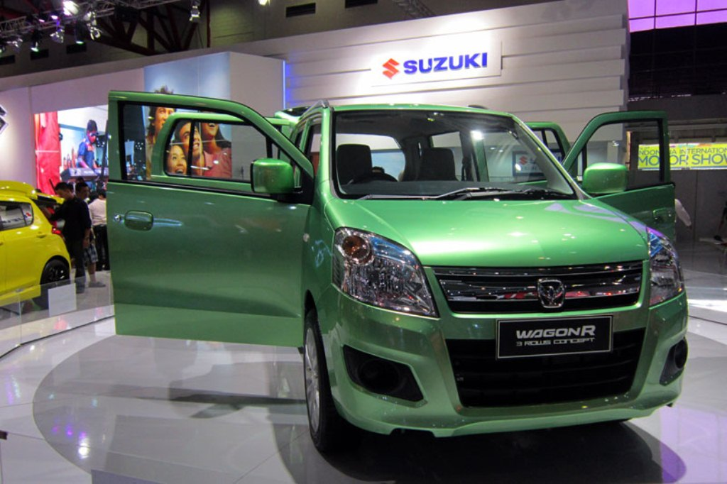 Suzuki WagonR 7-Seater to Launch in India by November 1