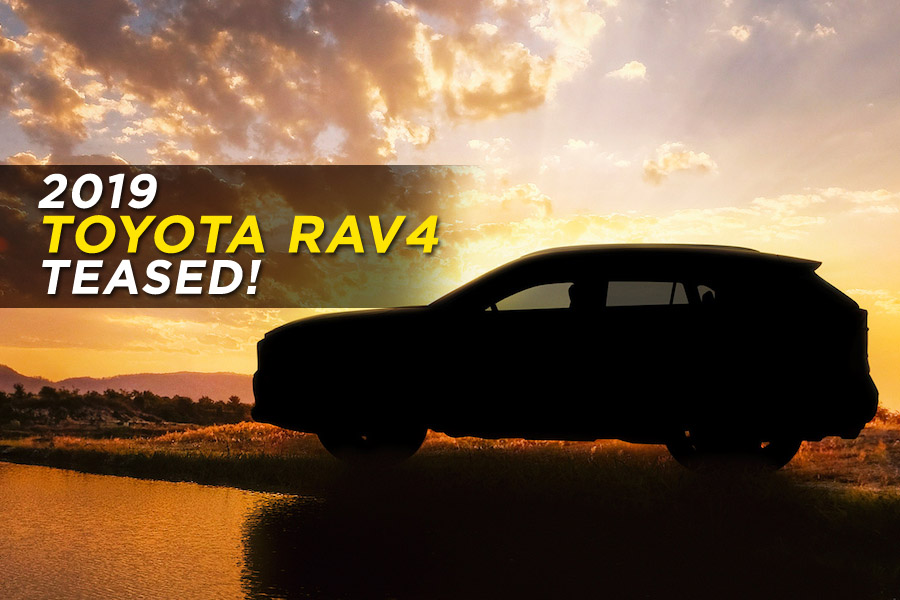 2019 Toyota Rav4 Teased- Scheduled for NYIAS Debut 2