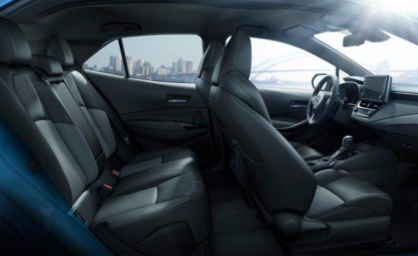 Next Gen Toyota Corolla Hatchback Revealed 23