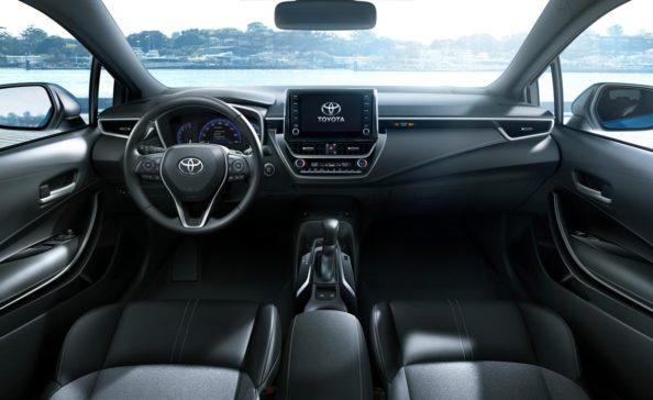 Next Gen Toyota Corolla Hatchback Revealed 22
