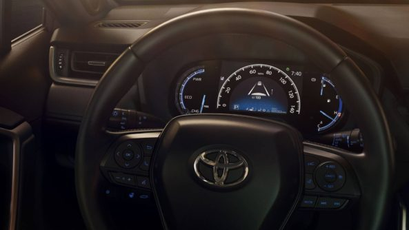 The All-New 2019 Toyota RAV4 Debuts at the 2018 New York International Auto Show 18