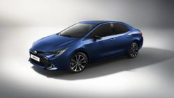 Next Gen Toyota Corolla Sedan to Debut at 2018 Guangzhou Auto Show 1