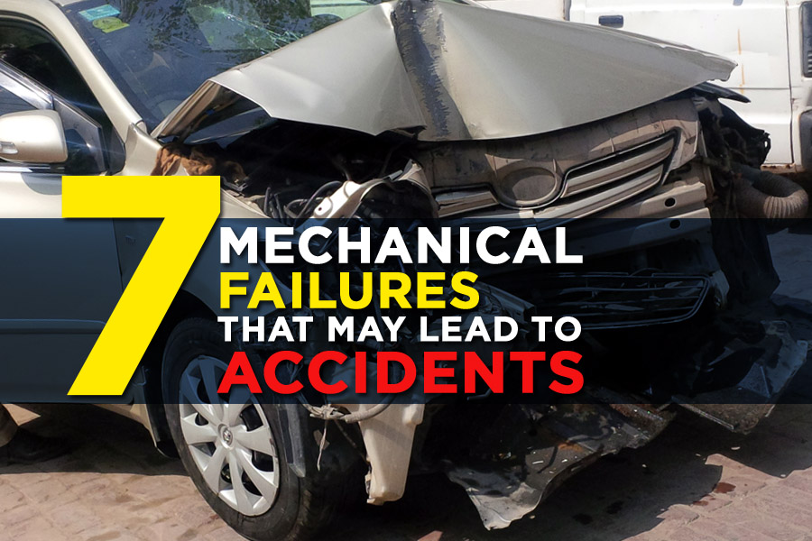 7 Mechanical Failures That May Lead to Accidents 9