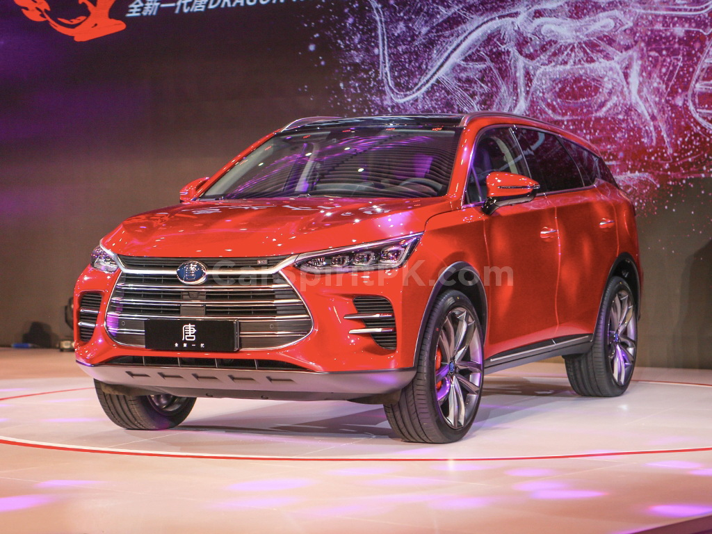 BYD Tang- The 7-seat SUV that will do 0-100 in 4.5 Seconds! 3