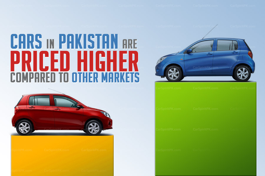 Car Prices in Pakistan are Higher than Other Regional Markets 5