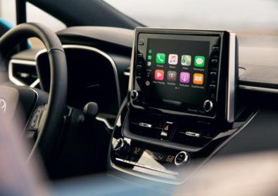Next Gen Toyota Corolla Hatchback Revealed 16