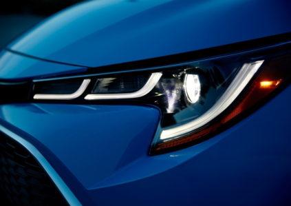 Next Gen Toyota Corolla Hatchback Revealed 8