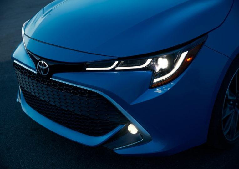 Next Gen Toyota Corolla Hatchback Revealed 7
