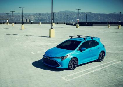 Next Gen Toyota Corolla Hatchback Revealed 13