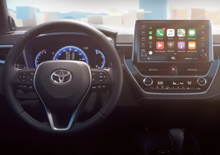 Next Gen Toyota Corolla Hatchback Revealed 15