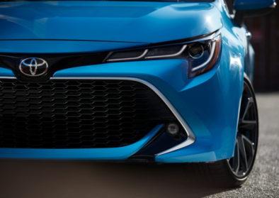Next Gen Toyota Corolla Hatchback Revealed 12