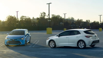 Next Gen Toyota Corolla Hatchback Revealed 14