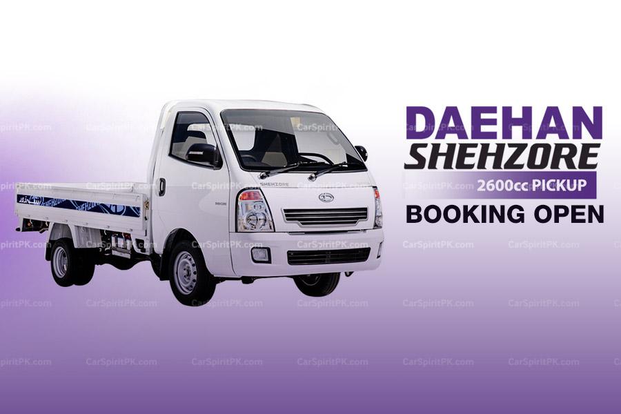 Daehan-Dewan Shehzore: Booking Open 10