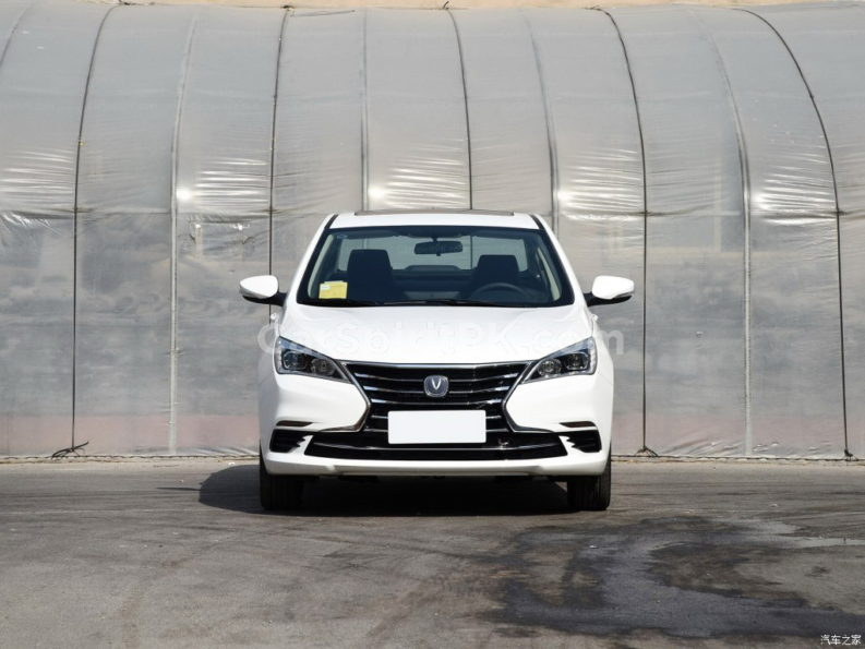 Changan Launches the 2018 Eado DT (Alsvin V7 facelift) in China 11