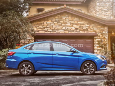 Changan Launches the 2018 Eado DT (Alsvin V7 facelift) in China 6