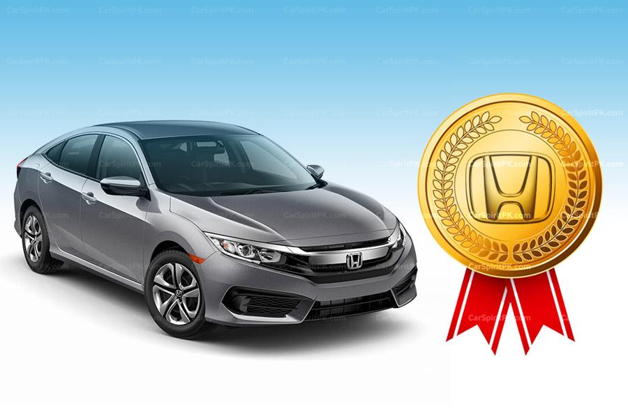 Honda Atlas Wins Best Quality Award 6