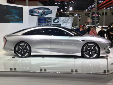 Next Gen China-Spec Honda City can be an Inspiration of the C001 Concept 3