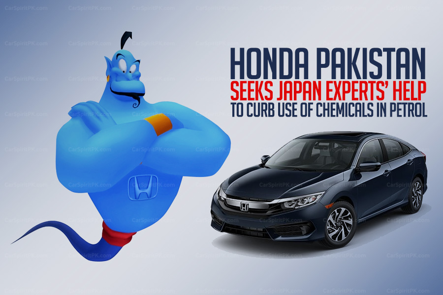 Honda Pakistan Seeks Japan Experts' Help to Curb Use of Chemicals 1