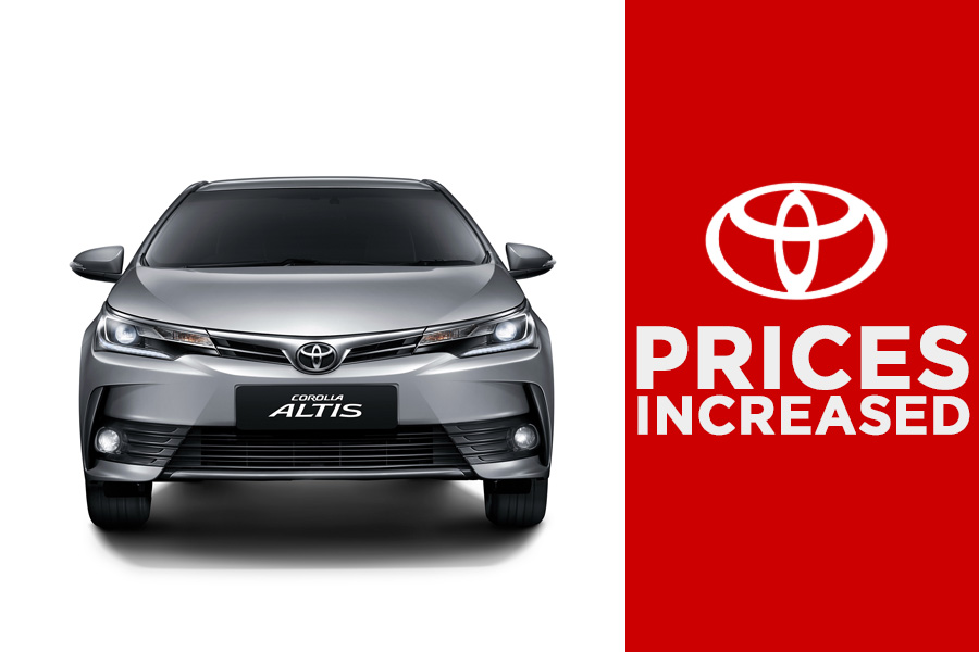 Indus Motors Increase Prices for the 2nd Time in 3 Months 9