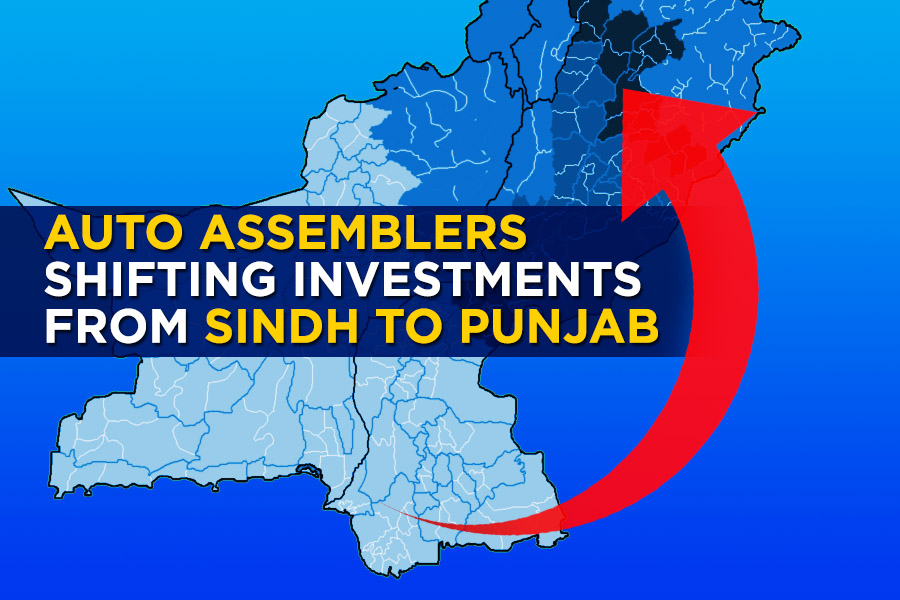 Auto Assemblers Shifting Investments from Sindh to Punjab 9