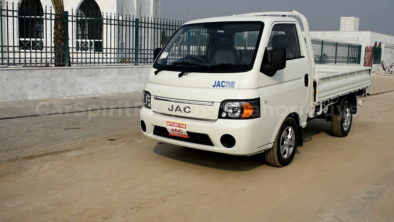 DLG Reviews: The JAC X200 Loader 15