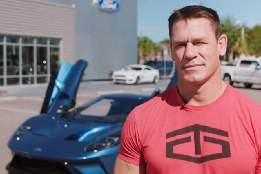 John Cena vs Ford GT Lawsuit 7