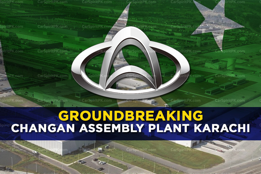 Groundbreaking Ceremony of Changan Assembly Plant in Karachi 2