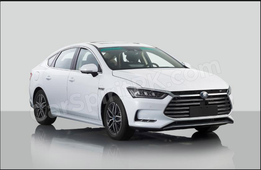 The New 2018 BYD Qin Plugin Hybrid Will Debut at Beijing Auto Show 10