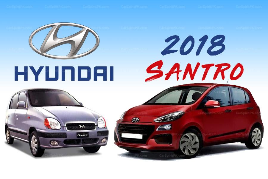 Hyundai to Bring the Santro Back to Life! 2