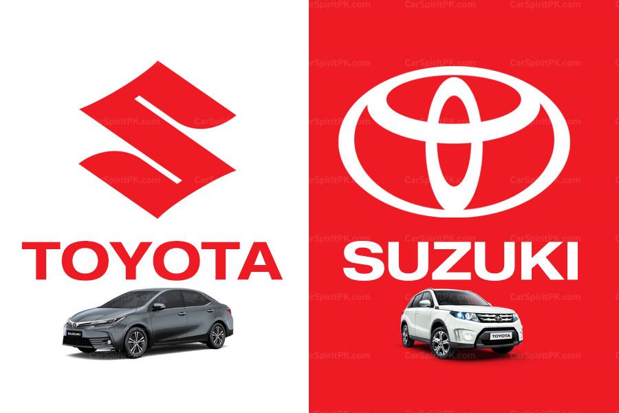 Toyota and Suzuki to Cross-Badge Vehicles in India 10
