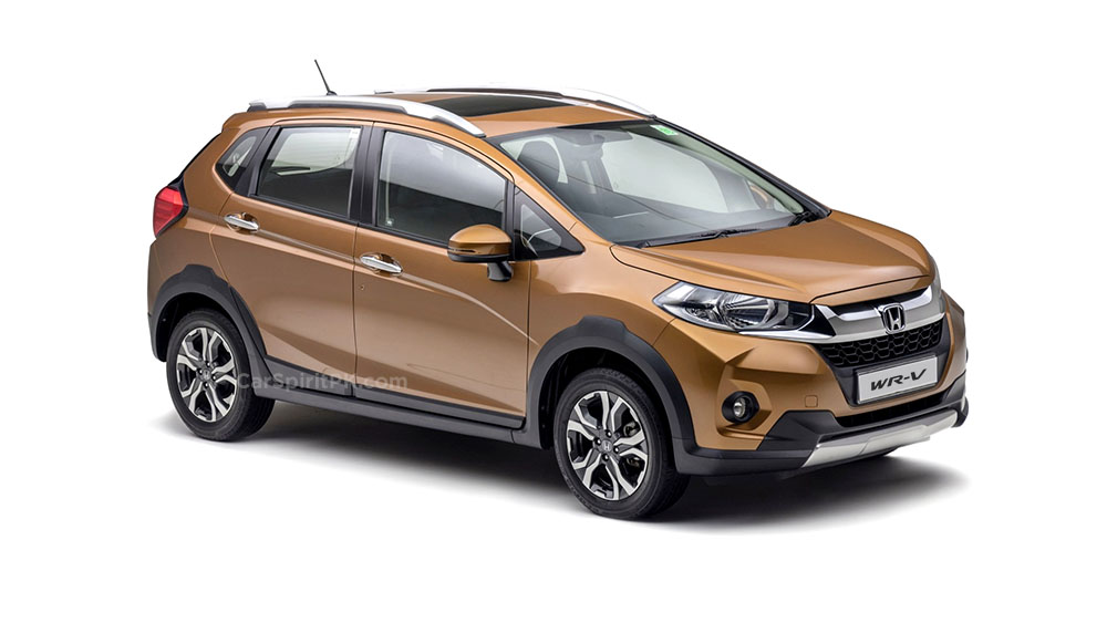 Should Honda Atlas Launch the WR-V Crossover in Pakistan? 2