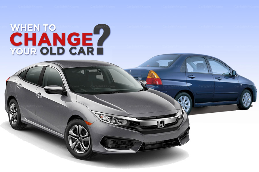 When to Change Your Old Car? 10