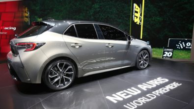 Next Generation Toyota Auris Debuts in Geneva 9
