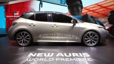 Next Generation Toyota Auris Debuts in Geneva 11